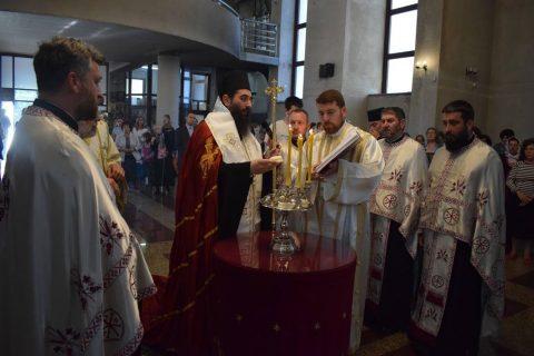Свечана Литија у част Светог Василија Острошког