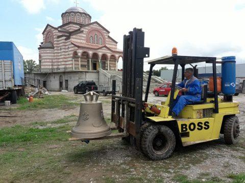 Нова звона нашег храма